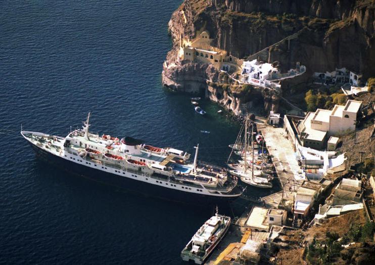 Tours para Santorini a partir de Atenas