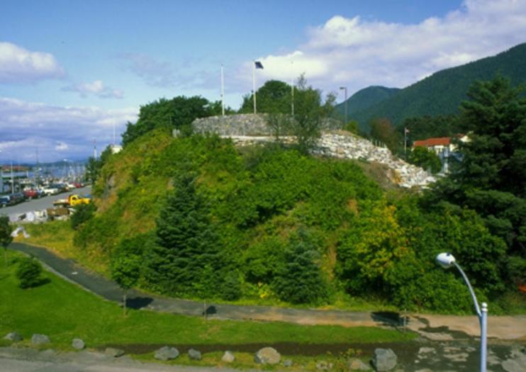 Baranof Castle State Historical Site