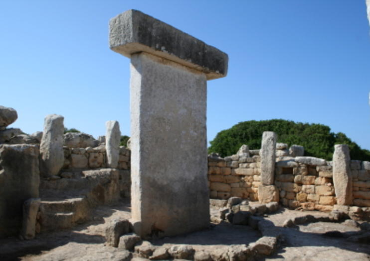 Taulas of Menorca