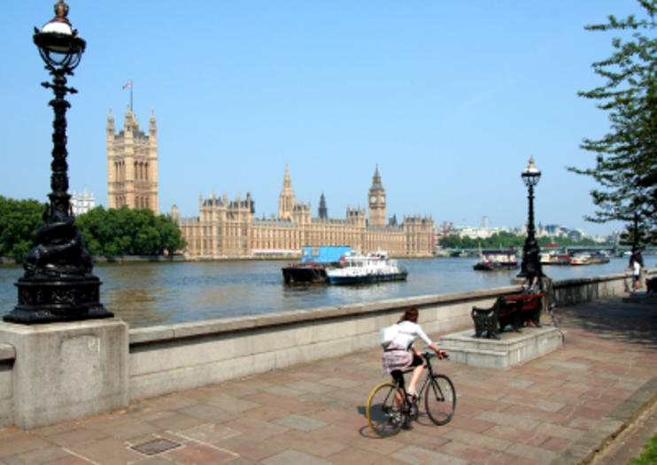 Exploring London By Bike