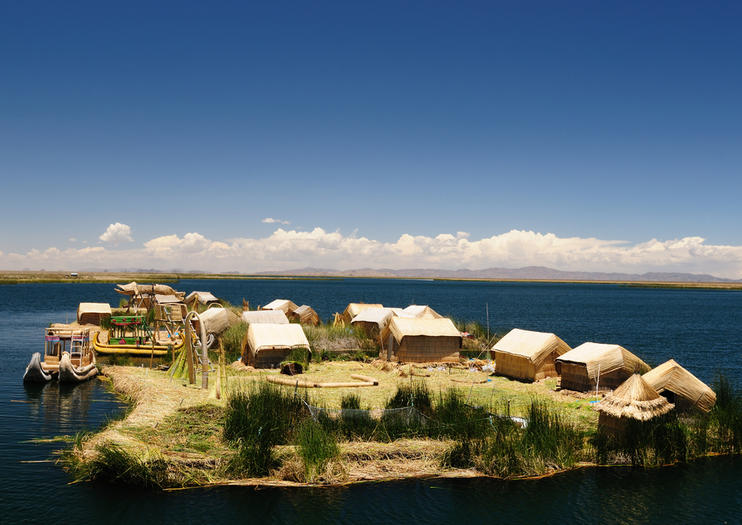 Uros Floating Islands (Islas Uros)