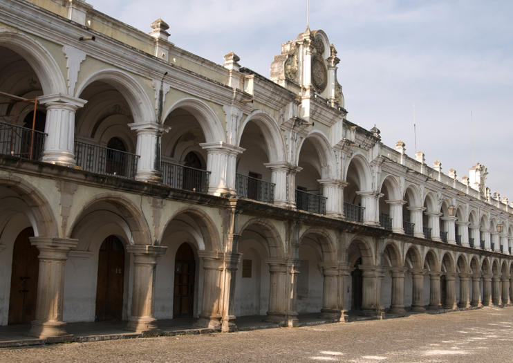 Palace of the Captains General (Palacio de los Capitanes Generales)