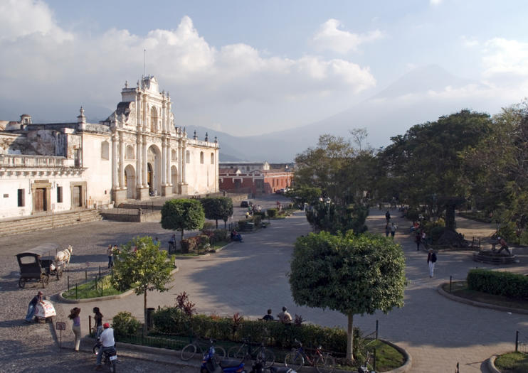 Antigua Central Park (Parque Central)