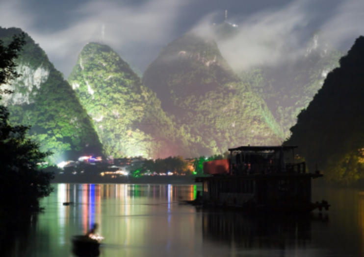 Impression Sanjie Liu Shows in Yangshuo
