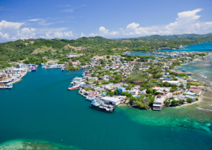 Roatan Cruise Port