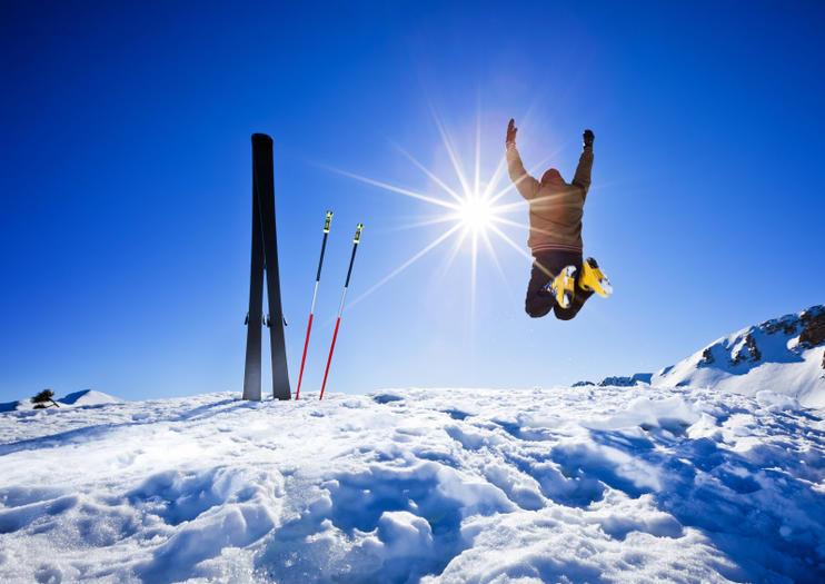 Winter Adventures in Colorado