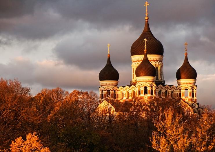 Catedral de Alexandre Nevsky