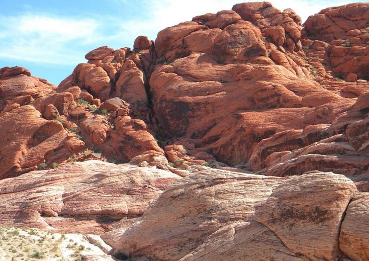 Excursion à Red Rock Canyon