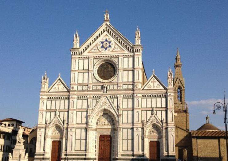 Florence Santa Croce Basilica (Basilica di Santa Croce)