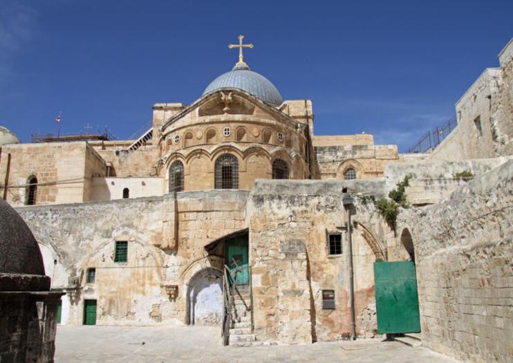 Way of the Cross (Via Dolorosa)