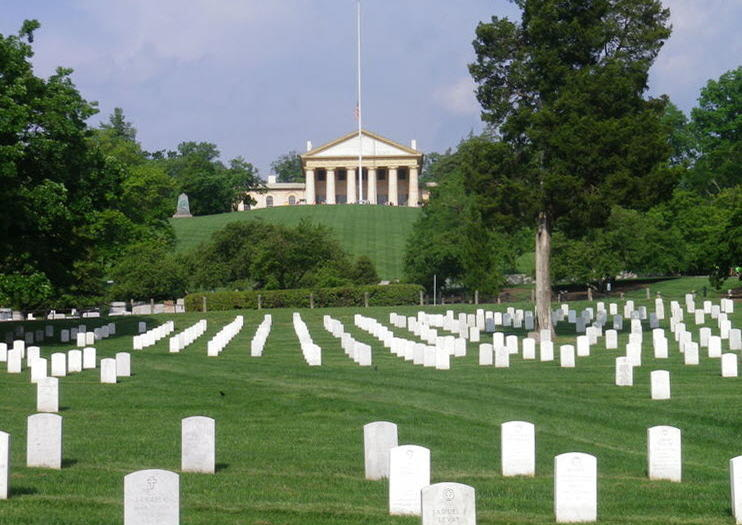 Arlington National Cemetery - Attraktionen in Washington D.C.