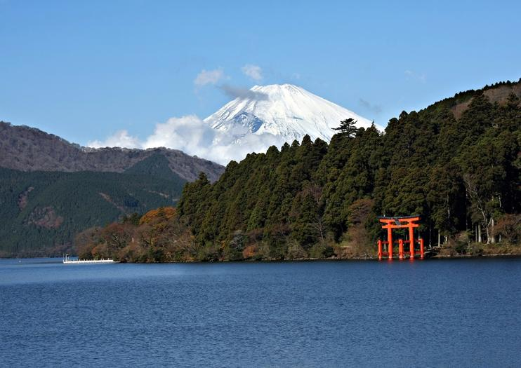 Lake Ashi (Ashi-no-ko)