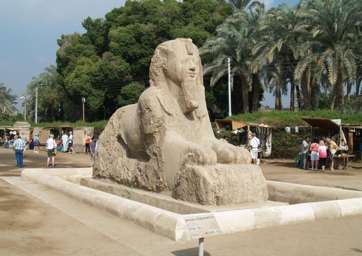 Memphis - Cairo Attractions