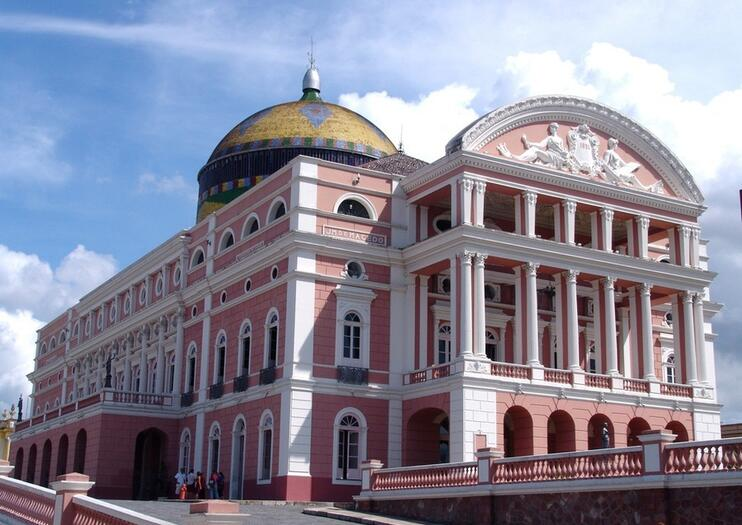 Manaus Opera House (Amazon Theatre)
