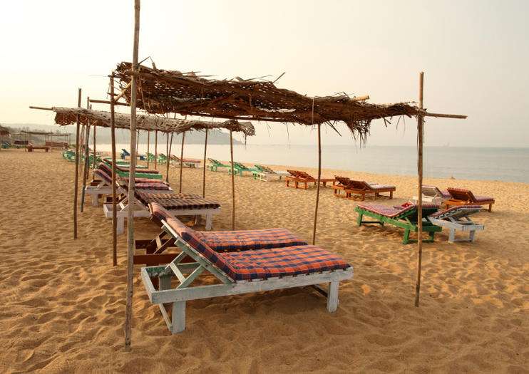 Candolim and Sinquerim Beaches