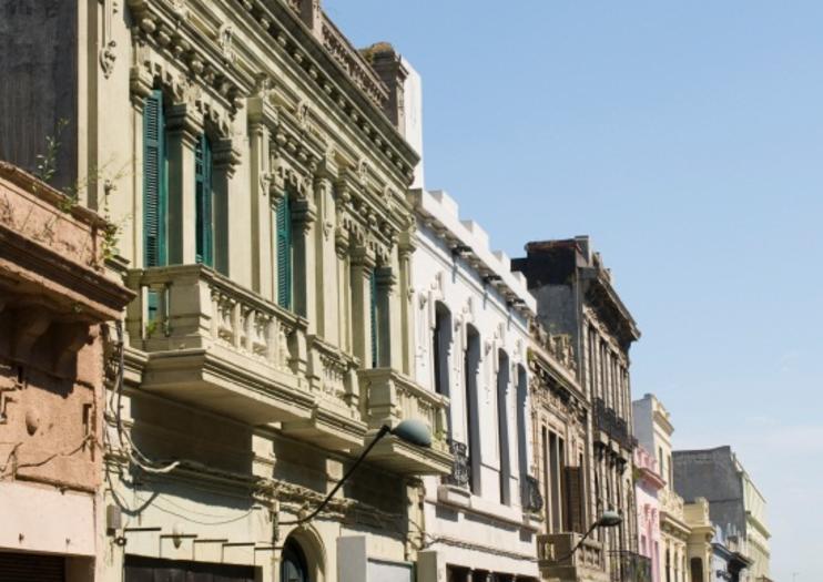 Barrio Sur (Barrio Reus) - Atracciones de Montevideo
