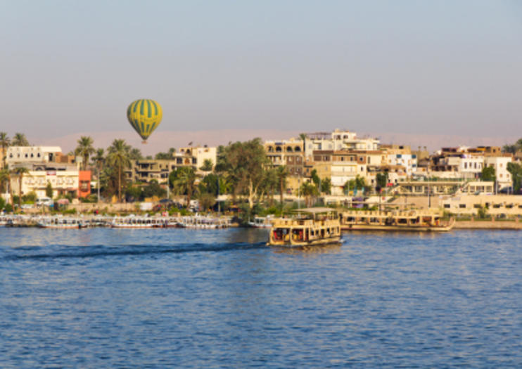 Luxor Safaga Cruise Port