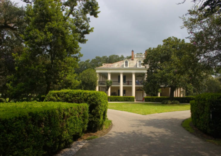 New Orleans Plantation Tours