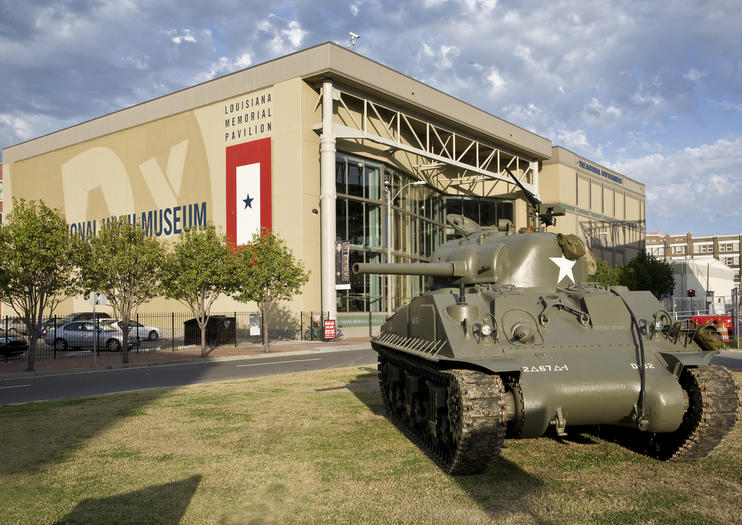 The 10 Best New Orleans WWII Museum Tours & Tickets 2019