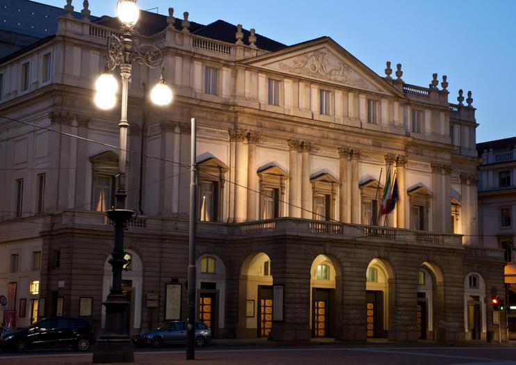 Calendario Teatro Alla Scala.Attivita Per La Scala 2019 Viator