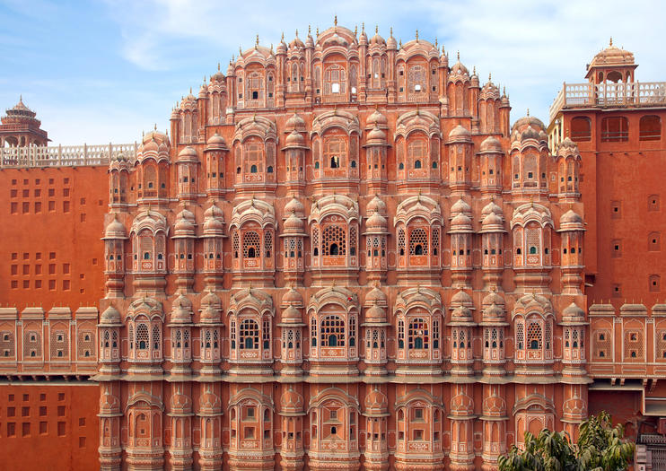 Palace of Wind (Hawa Mahal)