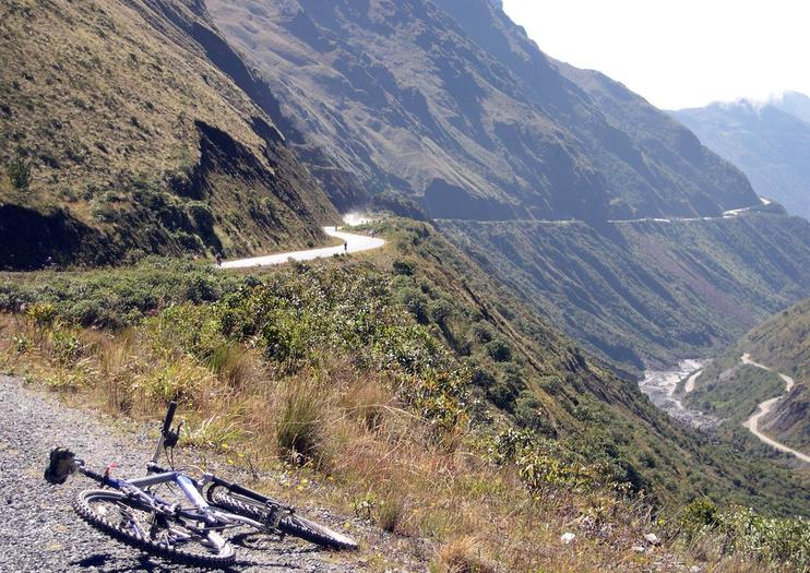 Death Road (North Yungas Road)