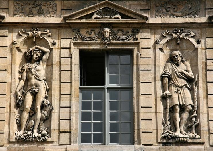 Le Marais - The historical home of the Parisian aristocracy