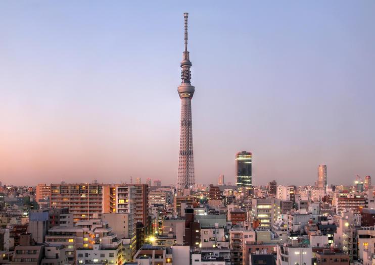 Tokyo Skytree – Site touristique de Tokyo