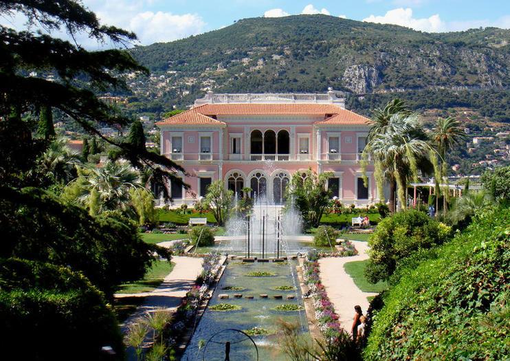 Top 10 Villa Ephrussi de Rothschild Tours + Activities to Experience ...