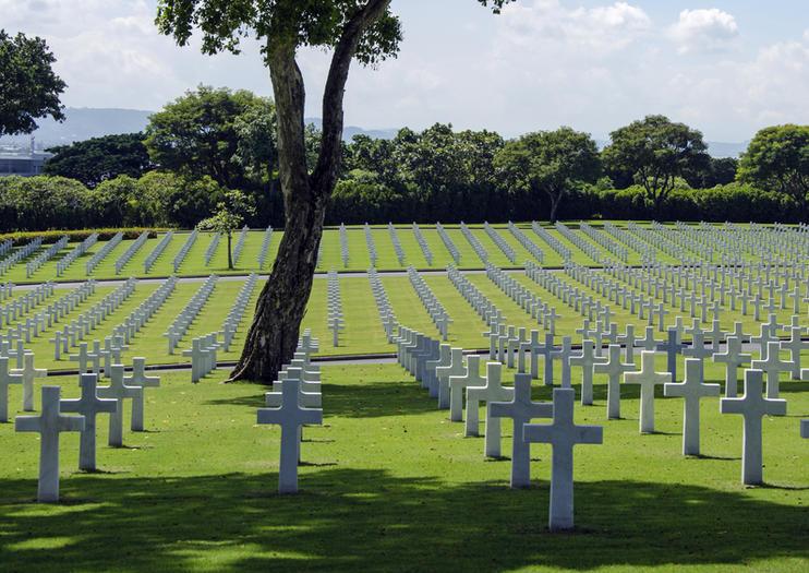 Cemitério e Memorial Americano