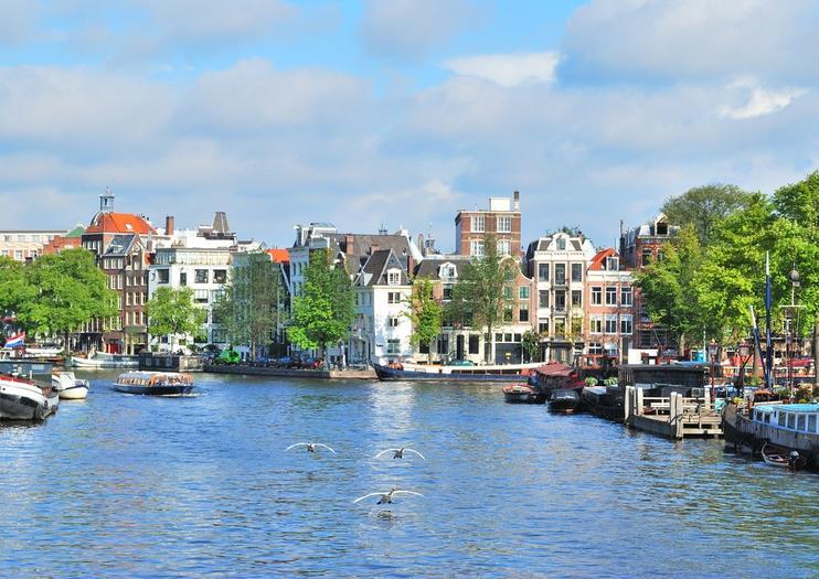 Rivière Amstel