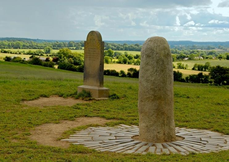 The Hill of Tara (Teamhair)
