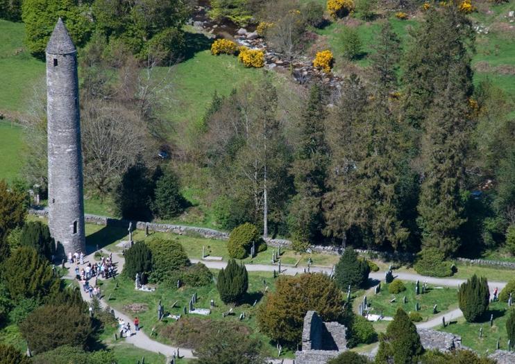Complexe monastique de Glendalough