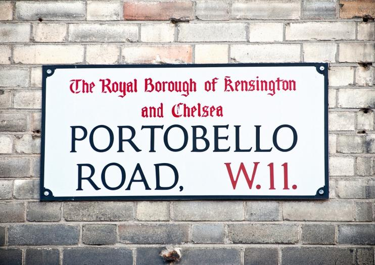 Portobello Road and Market