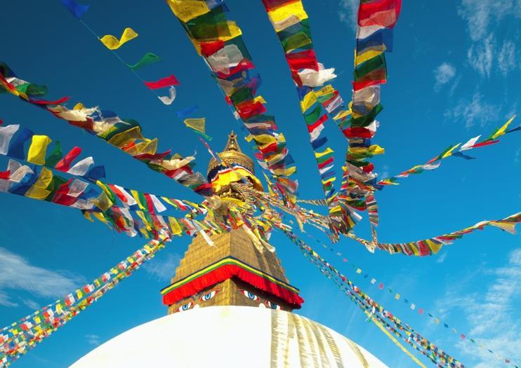 Stupa Boudhanath