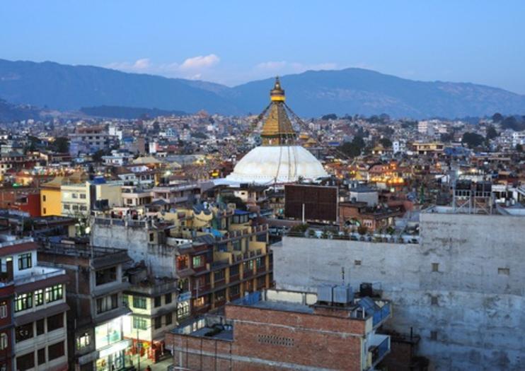 Option 02: Kathmandu city & 1 day Nagarkot hiking