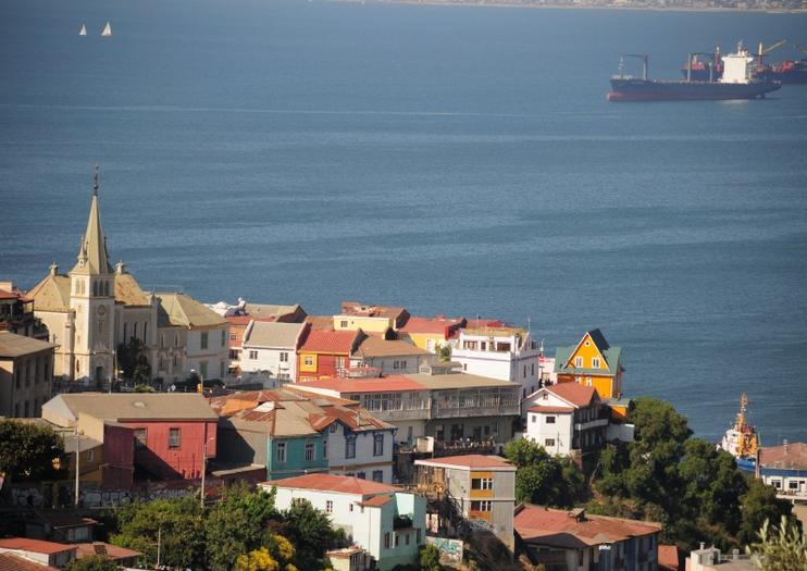Puerto de Cruceros Valparaíso - Atracciones de Santiago