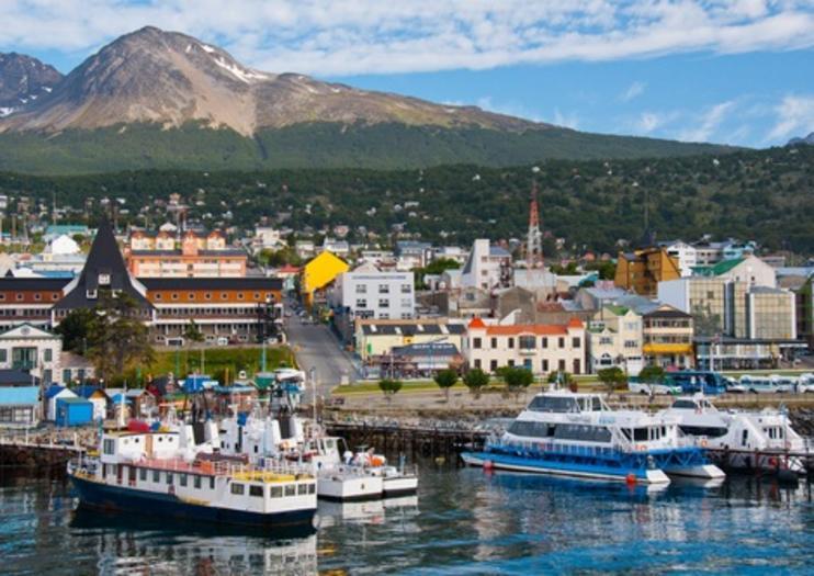Ushuaia Puerto de Cruceros