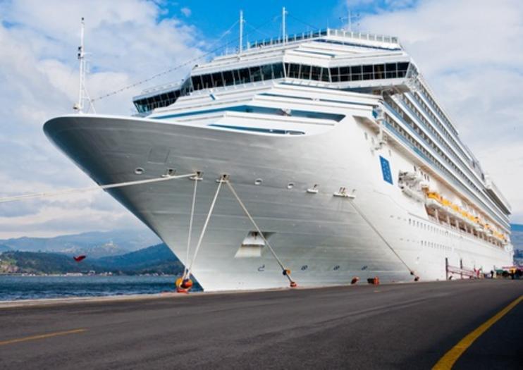 Puerto de Cruceros de Puerto Montt