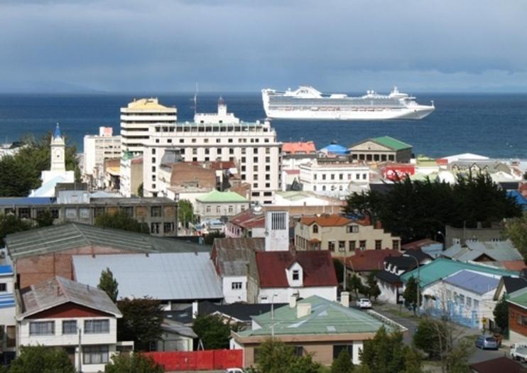 Puerto de Cruceros Punta Arenas