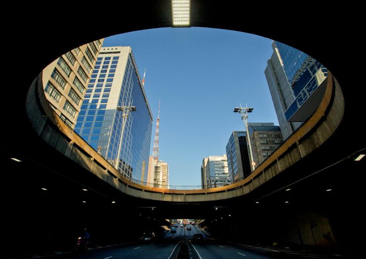 Paulista Avenue (Avenida Paulista)