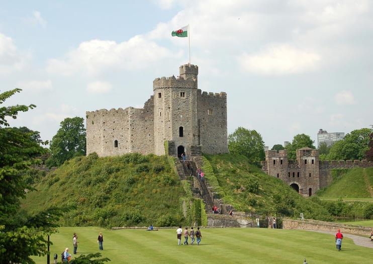 Cardiff Castle (Castell Caerdydd)