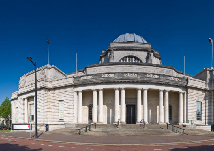 National Museum Cardiff