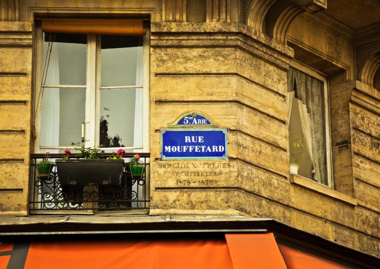 Mercado Rue Mouffetard