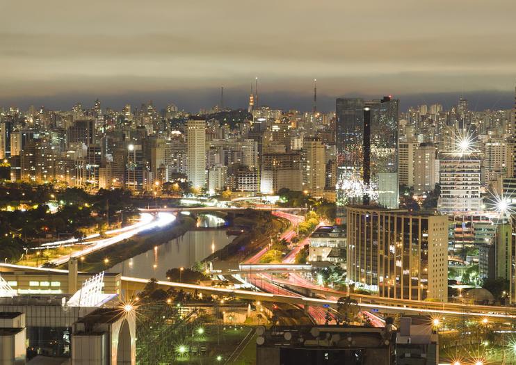 Avenida Berrini - Atracciones Sao Paolo