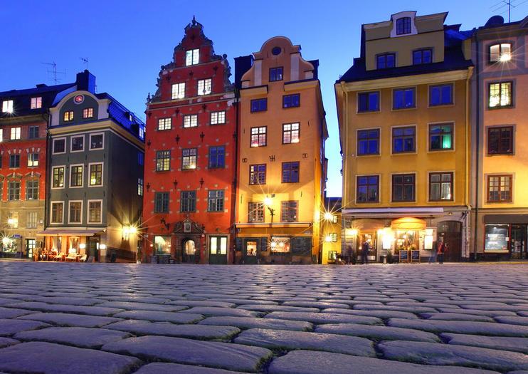 Gamla Stan: Atrações de Estocolmo