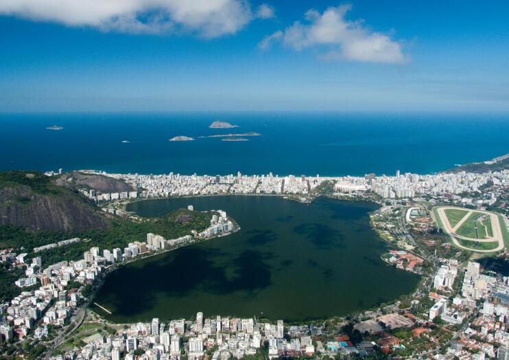 Lac Rodrigo de Freitas