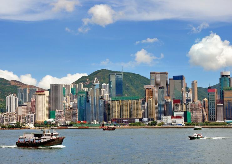 Horizonte de Hong Kong
