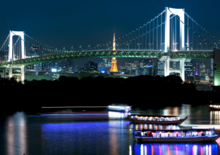 Rainbow Bridge - Tokio Atracciones