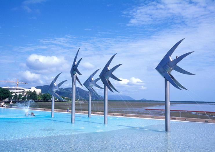 Cairns Puerto de Cruceros